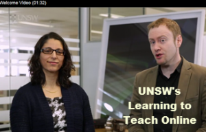 Learning to teach online MOOC
