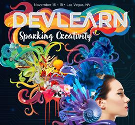 DevLearn Conference logo