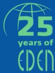 EDEN25 Conference