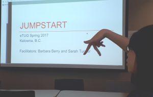 Jumpstart presentation SFU